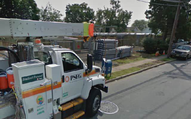 The electrical fire in the sub-station electrical substation on Banta Place near Morlot Avenue knocked out power to various areas of Fair Lawn and Elmwood Park.
