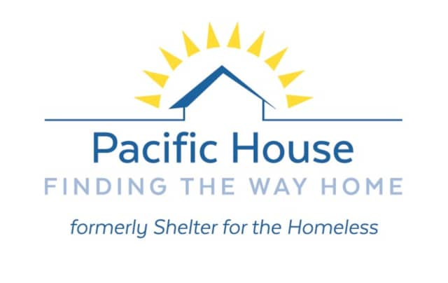 Shelter for the Homeless changes its name to Pacific House to reflect its current programs and aspirations that go way beyond just sheltering homeless people.
