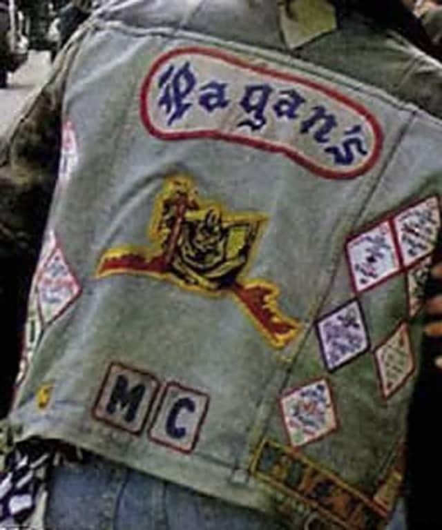 Pagan's MC patch