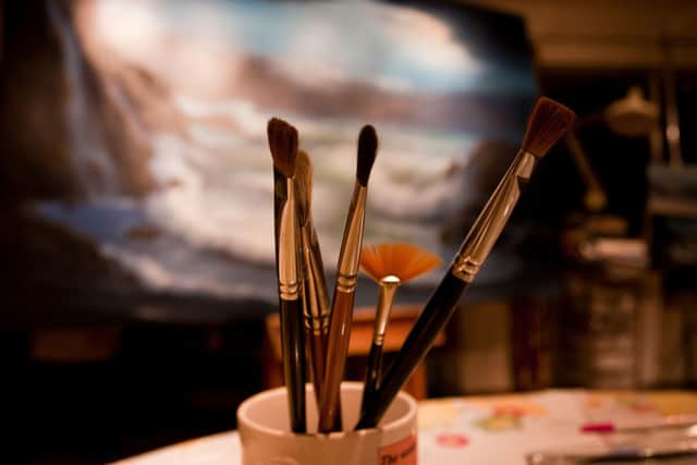 Come paint and raise money for women in need on May 6.