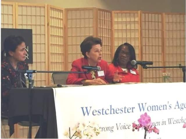 A Westchester Women's Agenda study has generated lively discussion about increasing pressures, disparities and new demands on women and families.