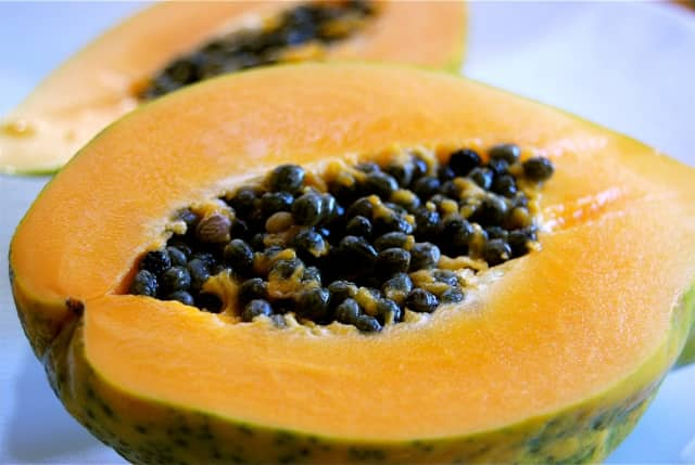 Maradol papayas from Mexico are linked to salmonella outbreaks in several states.