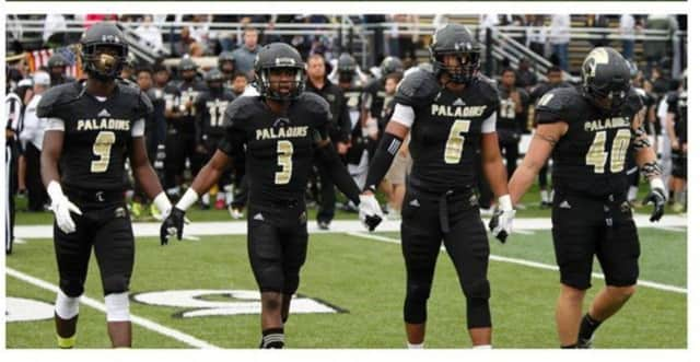 Paramus Catholic High School Paladins.