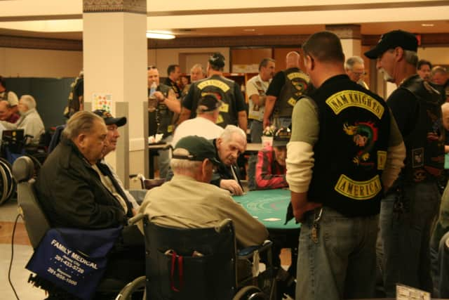 The Nam Knights of Paramus will hold their annual Casino Night on Oct. 16.