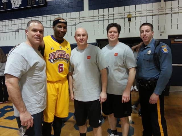 Paramus All-Stars will square off with the Harlem Wizards for charity.