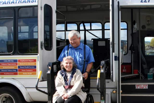 Seniors and the disabled in West Milford will have more efficient paratransit services although the local shuttle will be reduced.