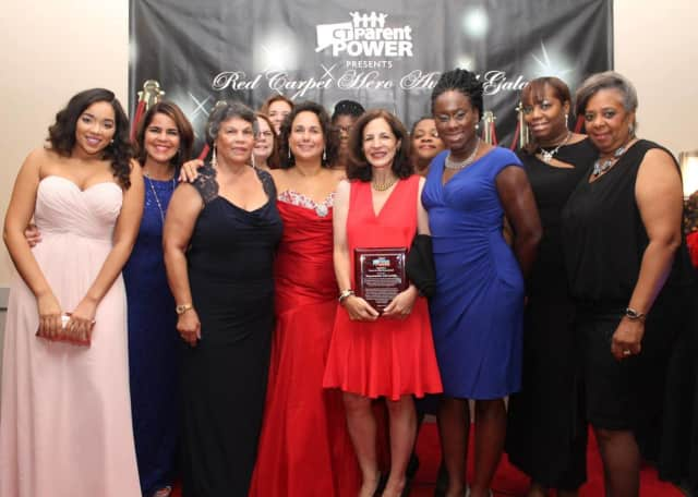 State Rep. Gail Lavielle received the 2015 Parent & Child Hero Award from CT Parent Power.