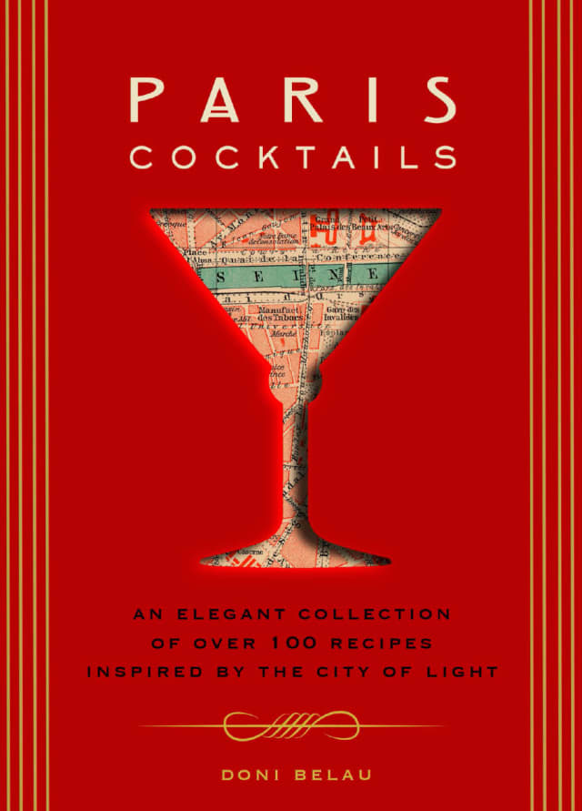 Local author Doni Belau presents a how-to session on Paris cocktails Nov. 12 at the Katonah Village Library.