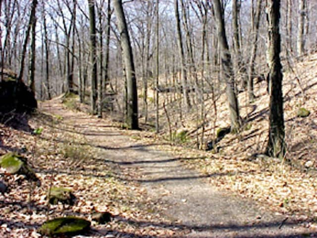 Monsey Glen Park is one of many county parks that will reopen this weekend.