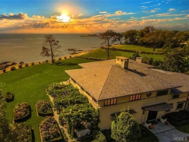 This five-bedroom manse on Parsonage Point in Rye sold last year for $21 million plus. The city recently came out on top in a real estate website's survey of the most expensive zip codes outside New York City.