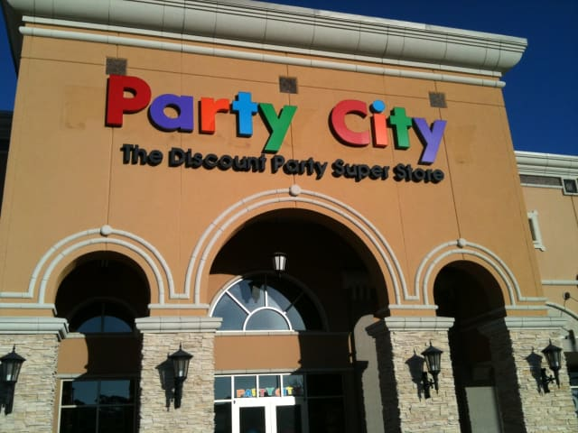 Party City is closing dozens of stores.
