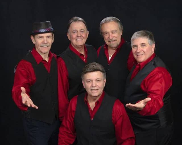 Party of Five will perform Aug. 23 in Cresskill.