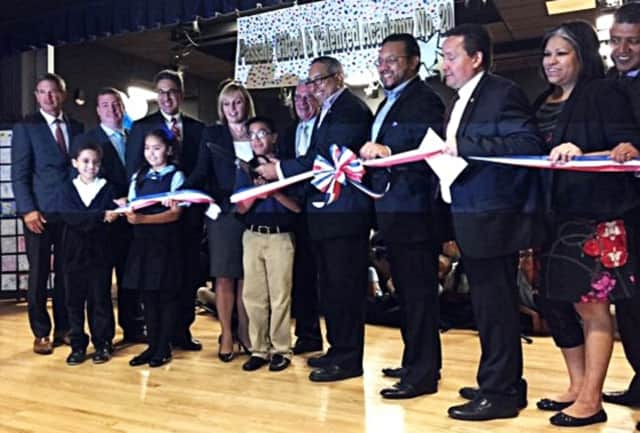 Passaic Gifted and Talented Academy School No. 20