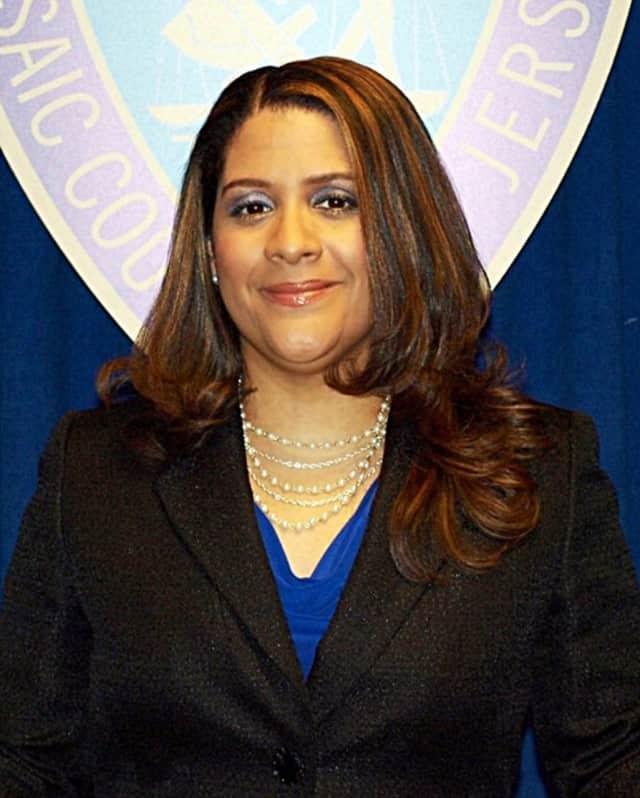 Passaic County Prosecutor Camelia Valdes