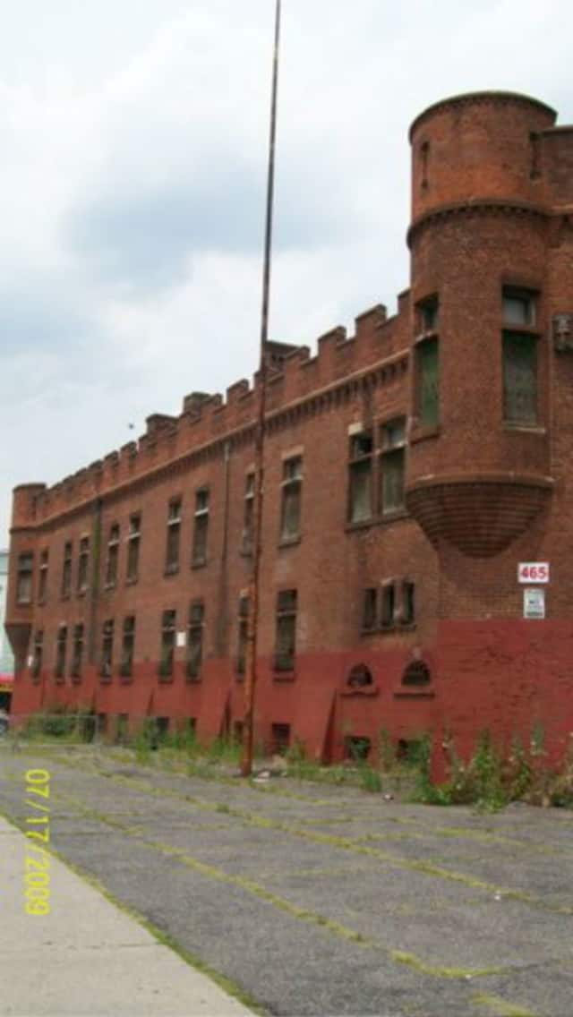 The historic Paterson Armory was destroyed by fire and will have to be demolished.