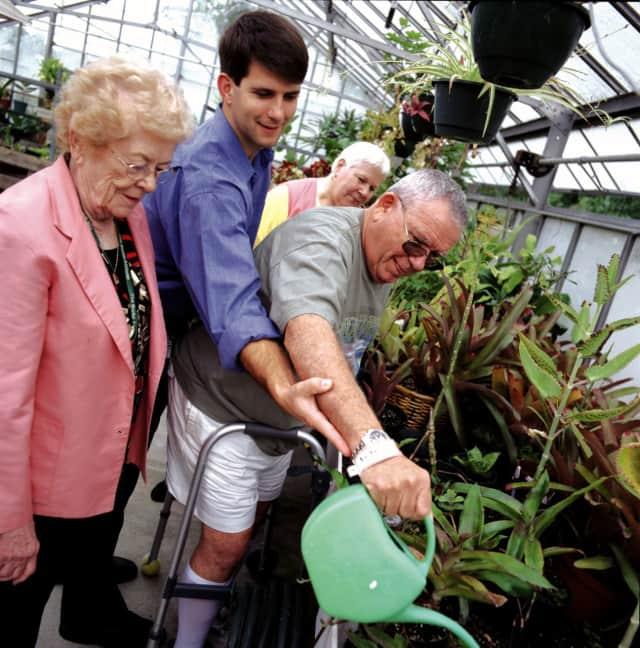 Caregivers are key to the rehabilitation process says Burke Hospital's Sandra Alexandrou.