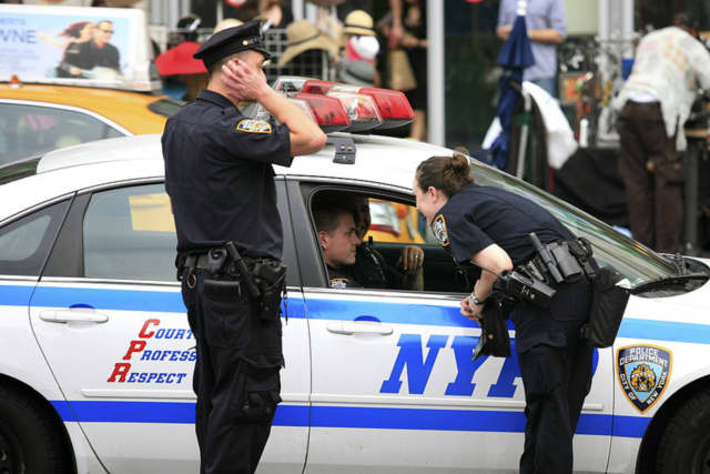 Local law enforcement agencies are on the alert for 'copycat' terrorist attacks.