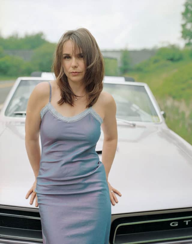 Rocker Patty Smyth will perform with Scandal at The Ridgefield Playhouse.