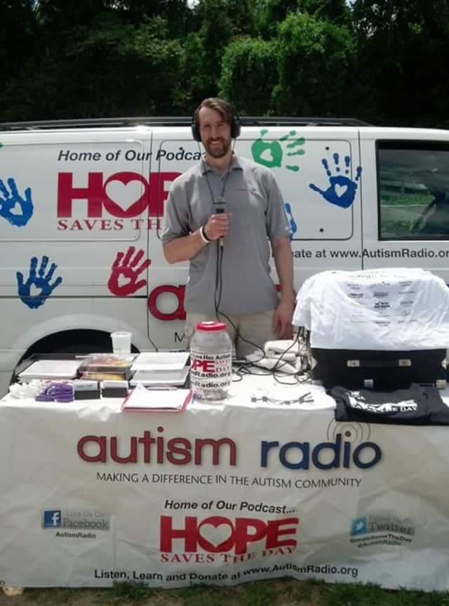 Paul Cimins is the man behind Autism Radio