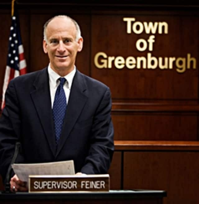 Paul Feiner, Greenburgh supervisor