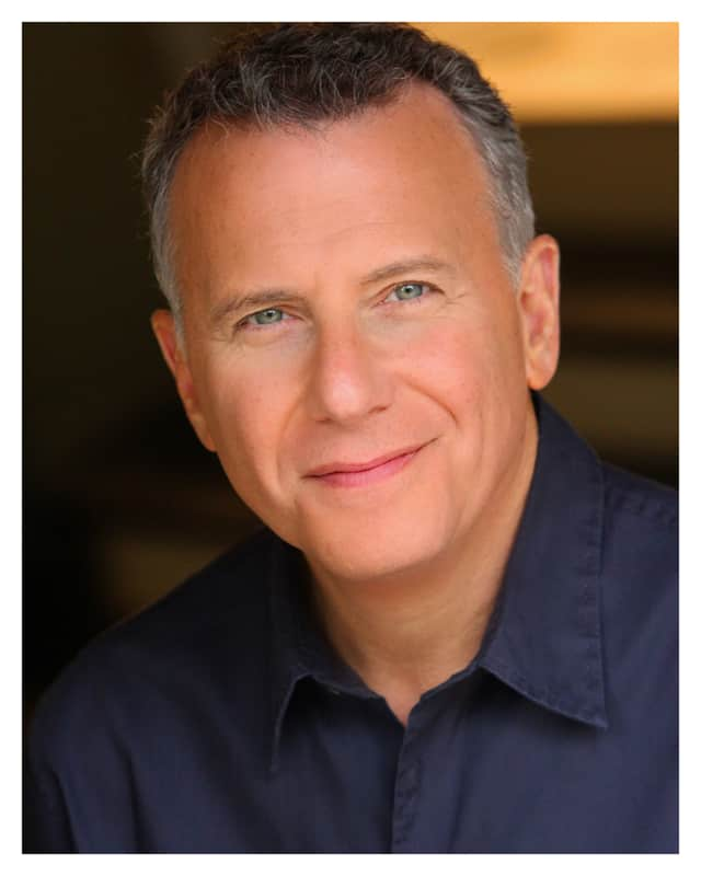 Comedian Paul Reiser will perform Oct. 17 at the Ridgefield Playhouse.
