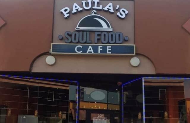 Paula's Soul Food Cafe opened in Hackensack.