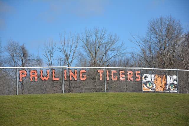 Pawling High School's spirit on campus.