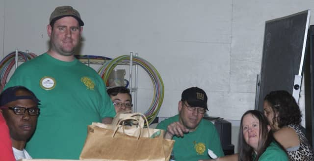 The Rotary Community Corps held a spaghetti fundraiser in Peekskill on April 1.