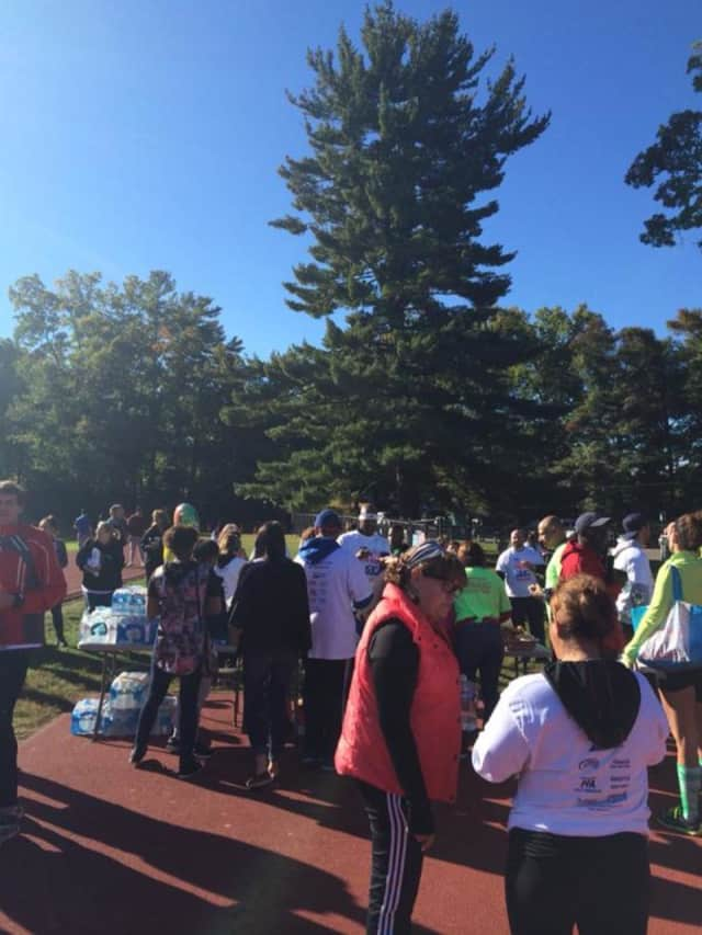 The Peekskill City School District had its Superintendent's 5K and Fun Run Oct. 10.