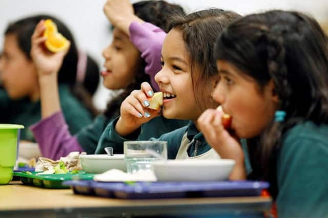 The program is effective immediately, and every child from pre-K through grade 12 attending a Peekskill City School District site will receive a free breakfast and free lunch.