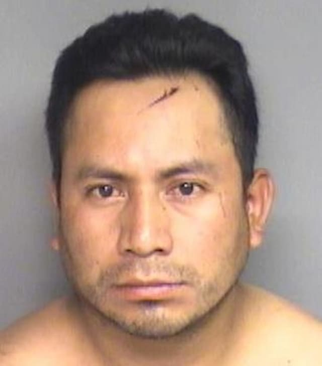 Alonzo Perez-Mateo, the man suspected in the murder.