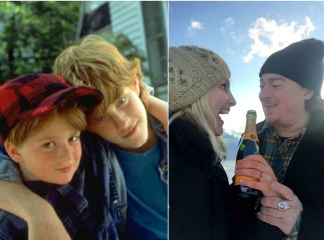 "Wyckoff native Danny Tamberelli, who starred in ""The Adventures of Pete & Pete,"" is marrying Katelyn Detweiler."