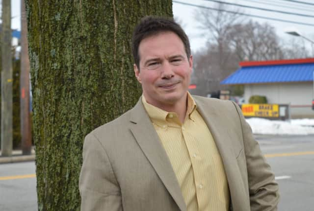 Peter Rohrman of Ramsey is running for governor of New Jersey as a Libertarian.