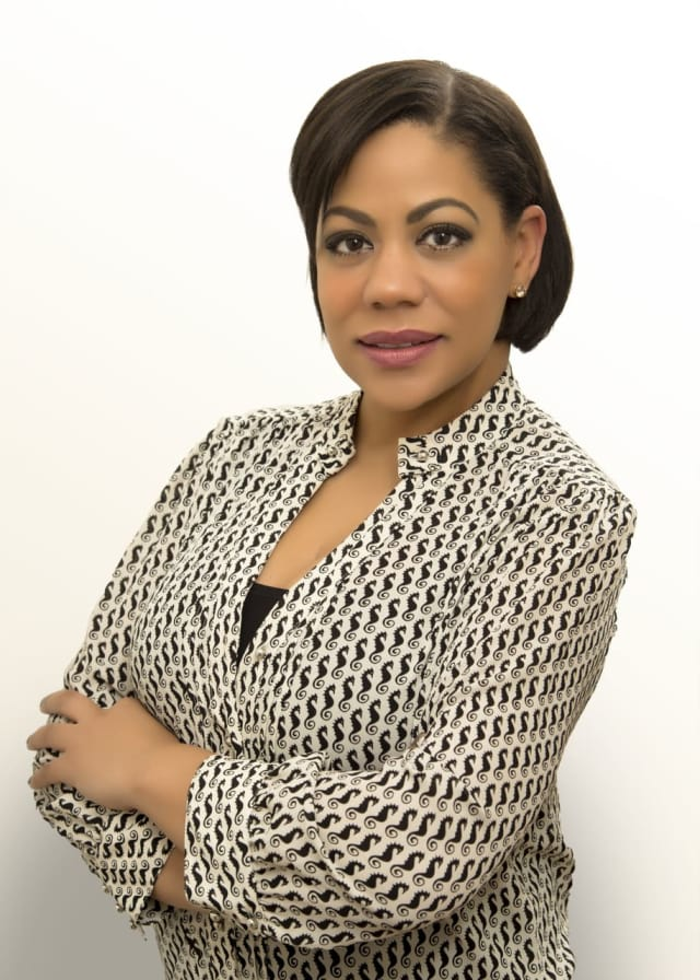 Safiya Key is the new Interim Assistant Principal for Glenville School in Greenwich.