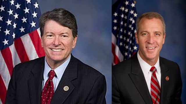 Rep. John Faso and Rep. Sean Patrick Maloney will be speaking at a forum in Poughkeepsie.