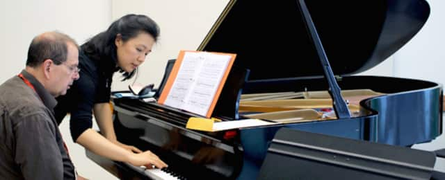 Hoff-Barthelson Music School in Scarsdale invites people to attend its Performers Showcase.