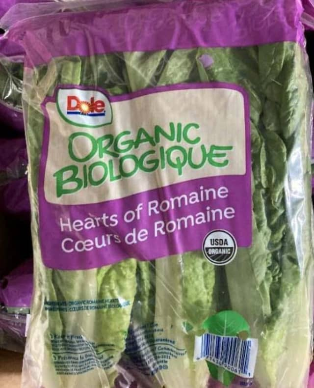 Dole is recalling products that may contain E. coli.