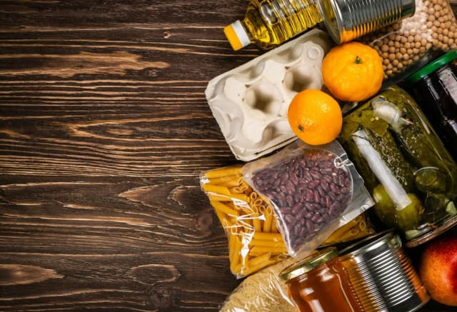 A Northwell Health doctor has advice about what to stock your pantry with to keep your health and nutrition on track during social isolation.