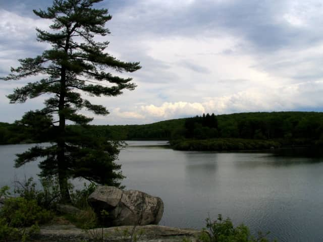 Pine Meadow Lake in Harriman State Park. A new Facebook page extols the virtues of New York's second largest park.