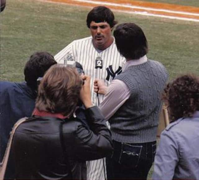 Former Allendale resident and ex- New York Yankees player and manager Lou Piniella