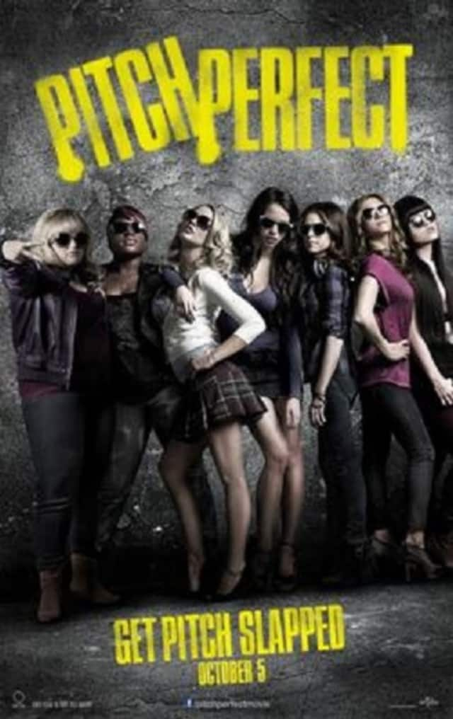 """The Field Library will screen musical comedy """"Pitch Perfect"""" Friday at 3 p.m."""