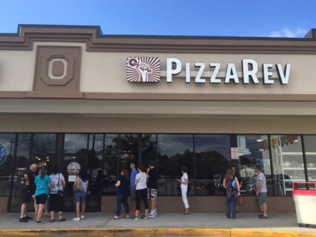 PizzaRev in Nanuet
