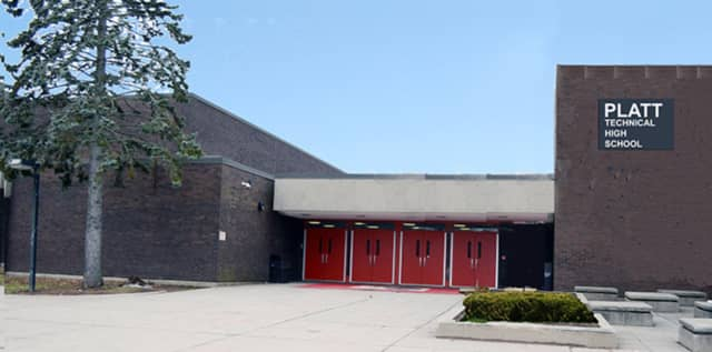 Platt Technical High School in Milford
