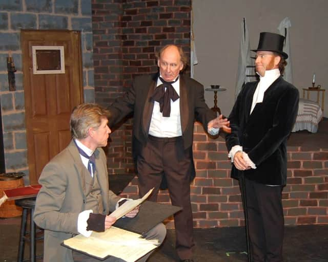 The Players Guild of Leonia, Bergen County's oldest comunity theatre organization, has open auditions three weekends in November for plays to be performed in January.
