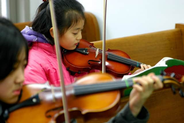 Free violin and viola lessons will be offered at Old Tappan Public Library on Thursdays in July and August.