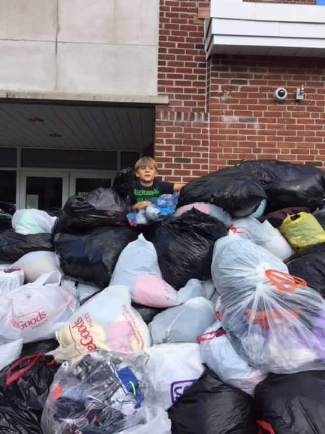 Closter PTO is hosting a clothing drive through Nov. 25.