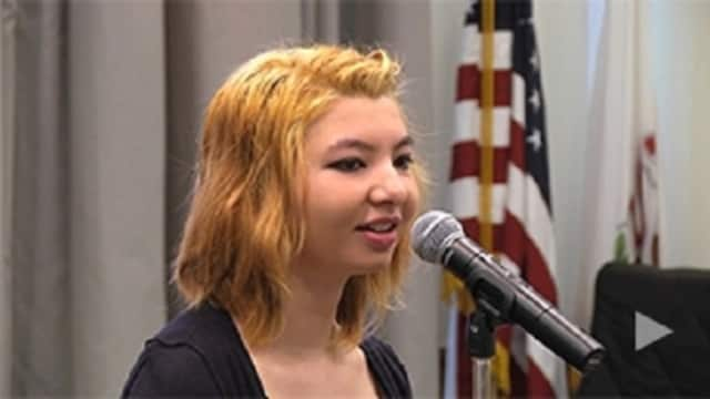 Students from 10 high schools in Fairfield County are expected to take part in the annual Poetry Out Loud contest.