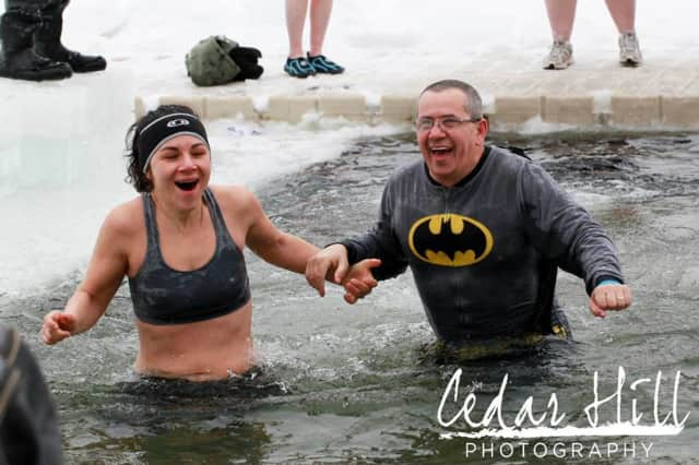 Take the Rockland Poland Plunge to help raise money for the Special Olympics.