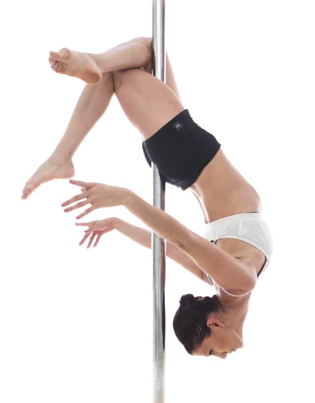 Ridgefield Playhouse will host a pole fitness showcase Oct. 16.
