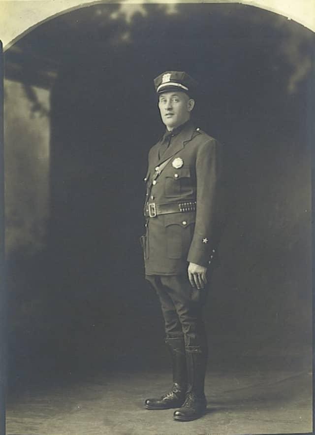 Police Chief Walter Liebert